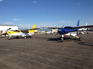 Quest_Kodiaks_and_Cessna_421